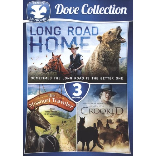 3-Movie Family Dove Collection, Vol.2 [DVD]