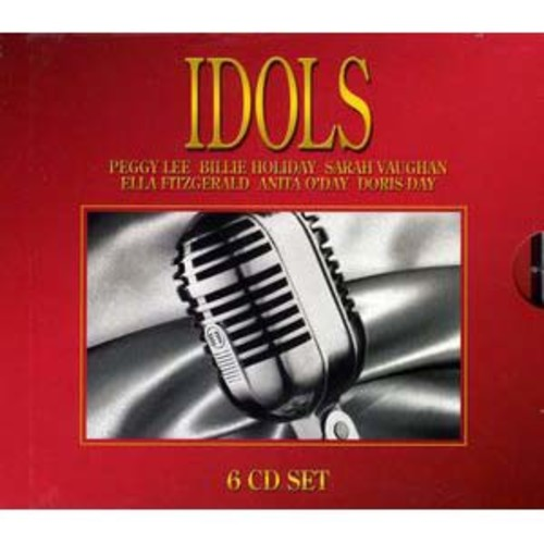 Idols Female By Various Artists (Audio CD)