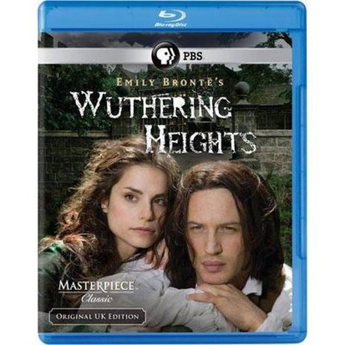 Masterpiece Classic: Wuthering Heights [Blu-ray]: Robert Cavanah, n/a: Movies & TV