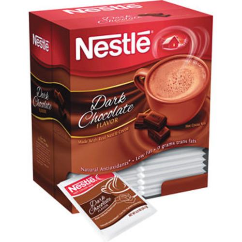 Nestl Hot Cocoa Mix Dark Chocolate 50-pack