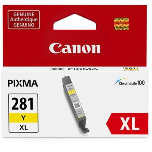 Canon CLI-281 XL Yellow Ink Tank - 8.3ml