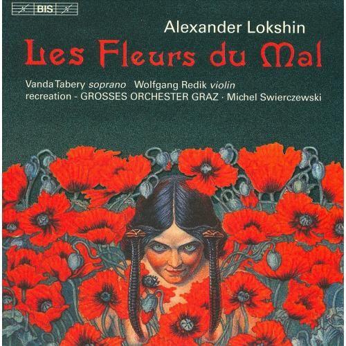Alexander Lokshin: Led Fleurs du Mal [CD]