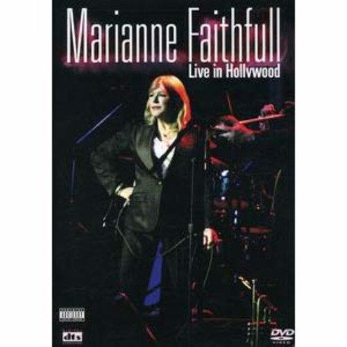 Marianne Faithfull: Live in Hollywood at the Henry Fonda Theater DD2/DTS/DD5.1