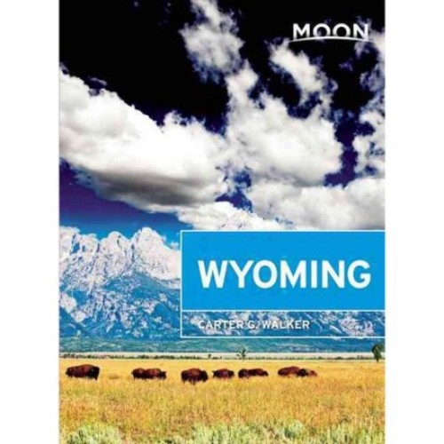 Moon Wyoming