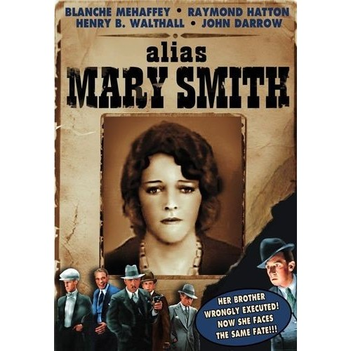 Alias Mary Smith [DVD] [1932]