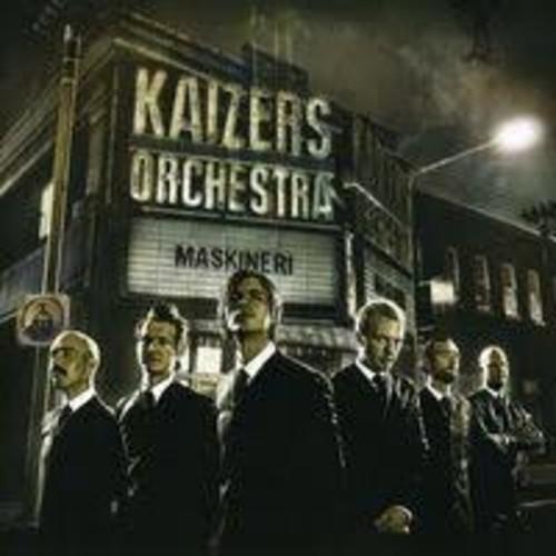 Kaizers Orchestra - Maskineri [Audio CD]