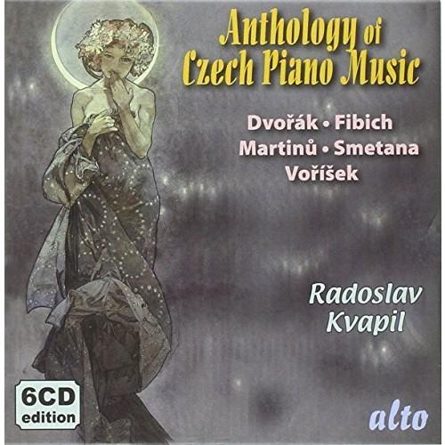 Czech Piano Anthology Volume II