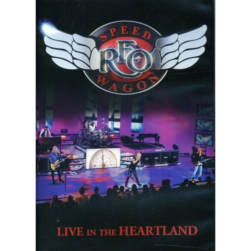 Live in the Heartland [DVD]