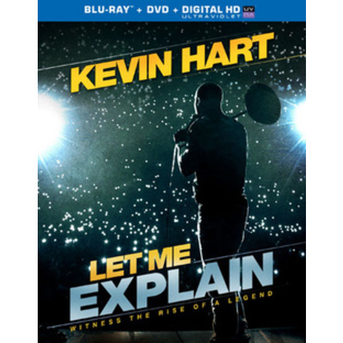 Let Me Explain (Blu-ray + DVD)