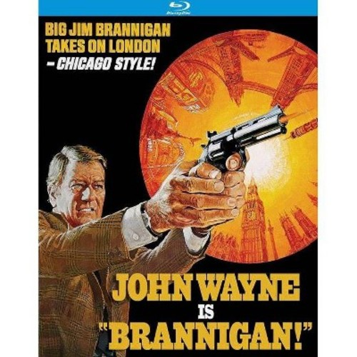Brannigan (Blu-ray)