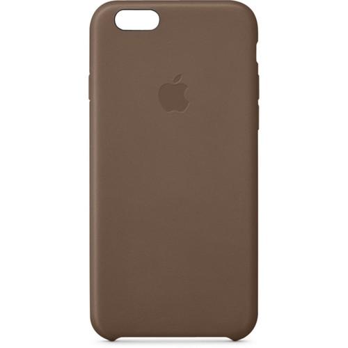 Apple iPhone 6 Plus Silicone Case; Black