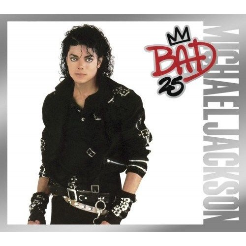 Bad [25th Anniversary Edition] [LP] - VINYL