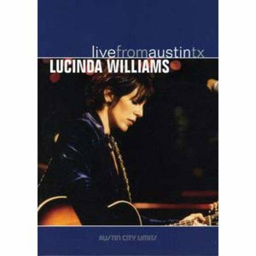Live From Austin TX: Lucinda Williams DTS/DD5.1/DD2