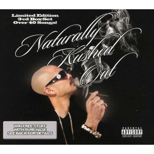 Naturally Kushed Out [CD & DVD] [PA]