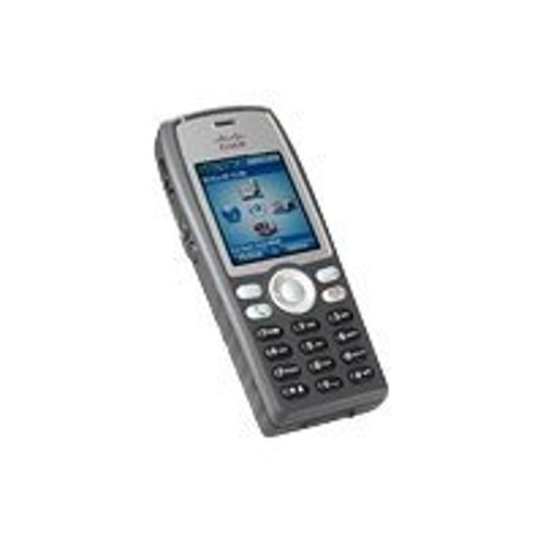 Cisco Unified Wireless IP Phone 7925G - Wireless VoIP phone - IEEE 802.11b/g/a (Wi-Fi) - SCCP, RTCP, SRTP - multiline - refurbished