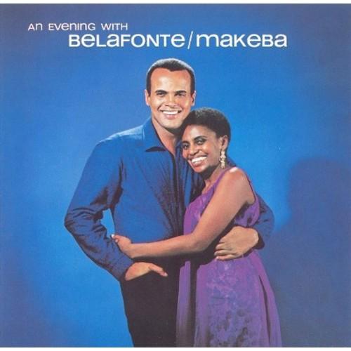 An Evening with Belafonte/Makeba [CD]