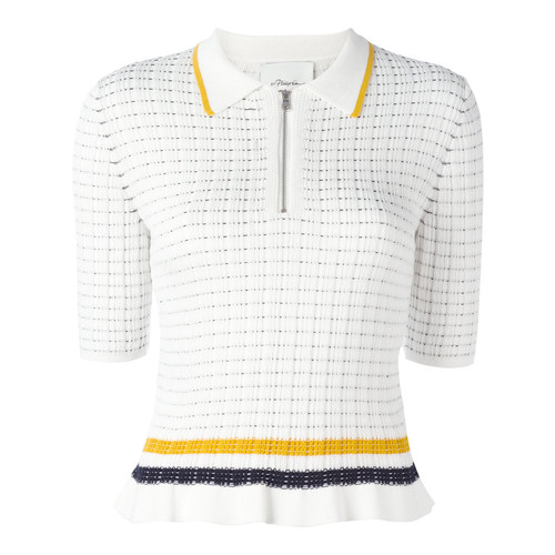 3.1 PHILLIP LIM Knitted Polo Shirt