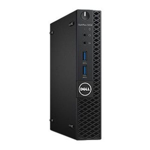 Dell OptiPlex 3050 Micro Business Desktop PC, Intel Core i5-7500T, 500GB HDD, 4GB RAM, WIN 10 Pro, Intel HD Graphic 630