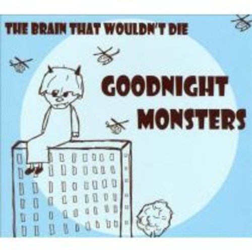 The Brain That Wouldn't Die [CD]