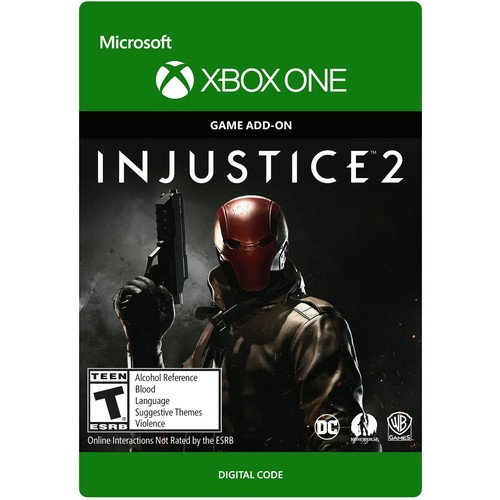 Injustice 2: Red Hood Character - Xbox One [Digital Code]