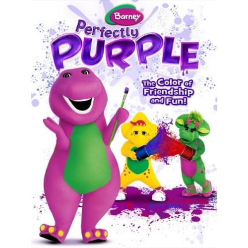 Barney: Perfectly Purple (DVD)