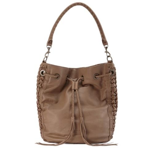 Liebeskind Louisa Leather Bucket Bag