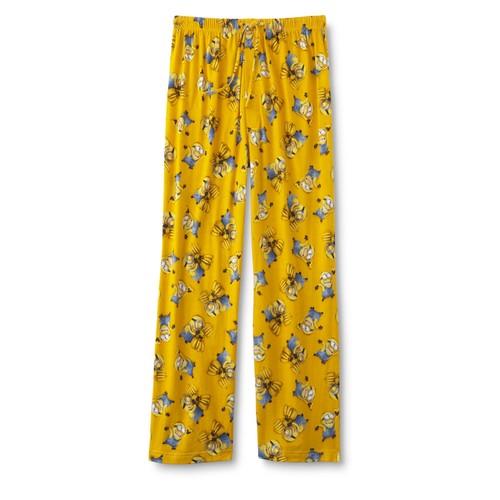 Minions Young Men's Sleepwear