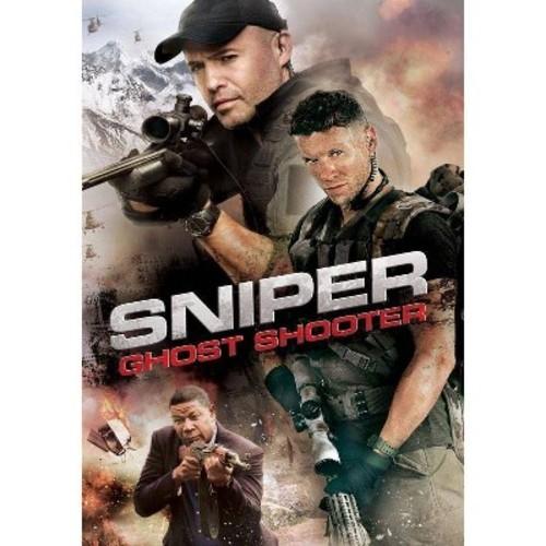 Sniper:Ghost shooter (DVD)