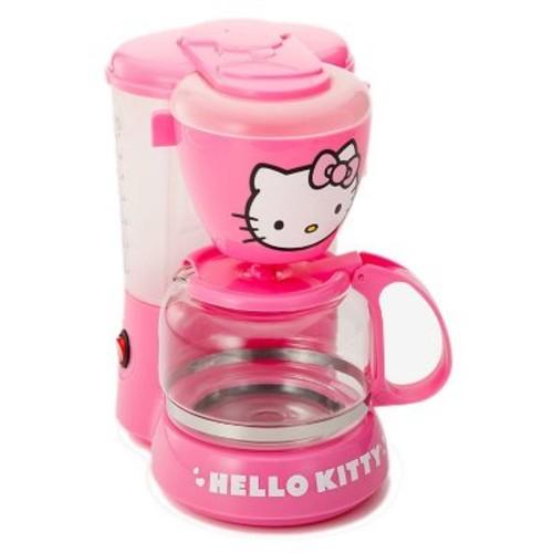 Hello Kitty Coffee & Espresso Makers