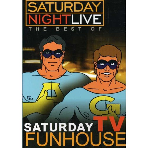 Saturday Night Live: The Best Of Saturday TV Funhouse (DVD)