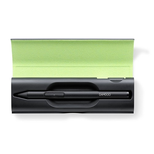 Wacom CS610PK Bamboo Sketch, CS-610PK (fine tip stylus by , Natural sketching on iPad and iPhone), black