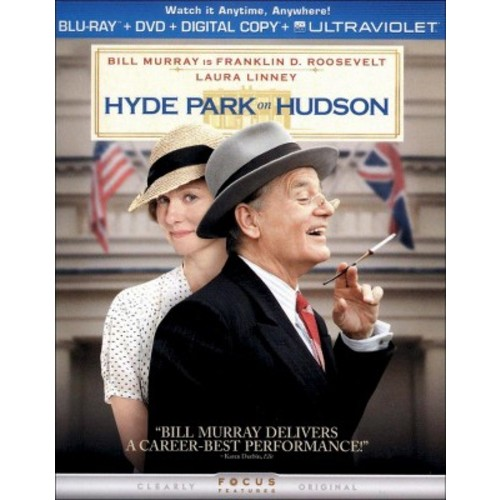 Hyde Park On Hudson (Blu-ray Disc)