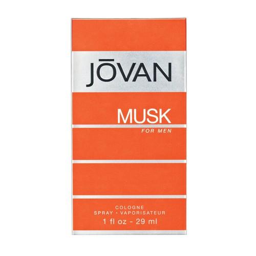 Jovan Musk for Men Cologne Spray, 1 fluid oz
