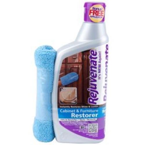 Rejuvenate 16 oz. Cabinet and Furniture Restorer and Protectant