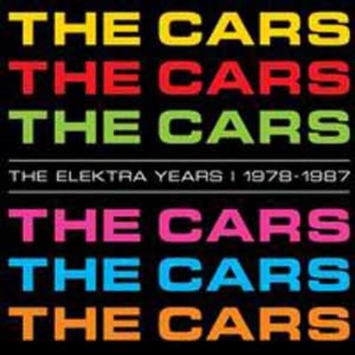 Elektra Years 1978-1987 Cars