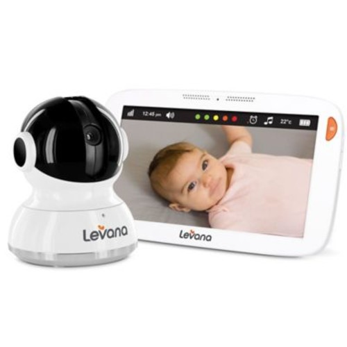 Levana Aria 32203 7-inch HD Touchscreen Baby Video Monitor