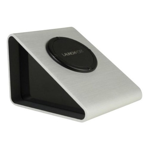 iPort - LaunchPort BaseStation Wireless Charging Stand - White/Black