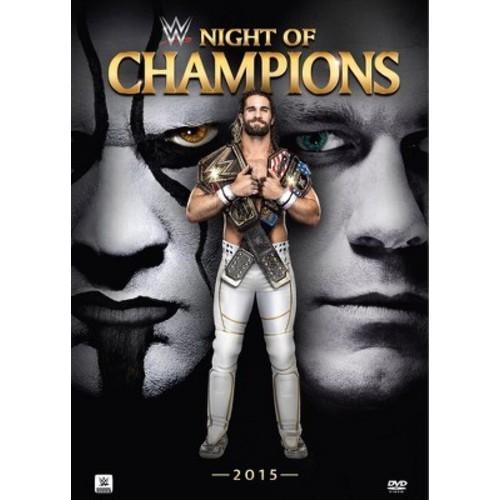 Wwe:Night Of Champions 2015 (DVD)