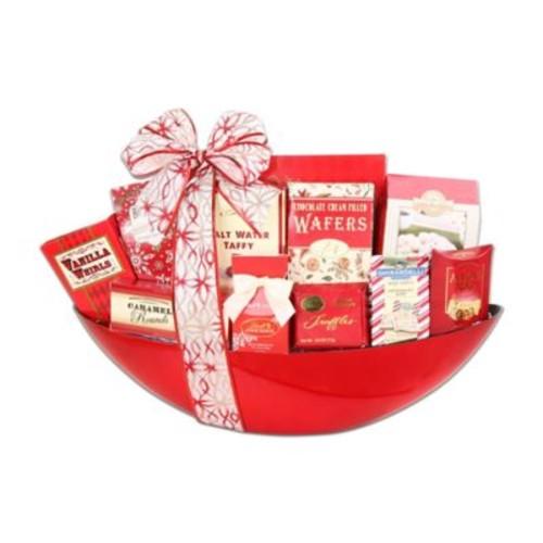 Alder Creek Santa's Favorite Sweet Treats Gift Basket