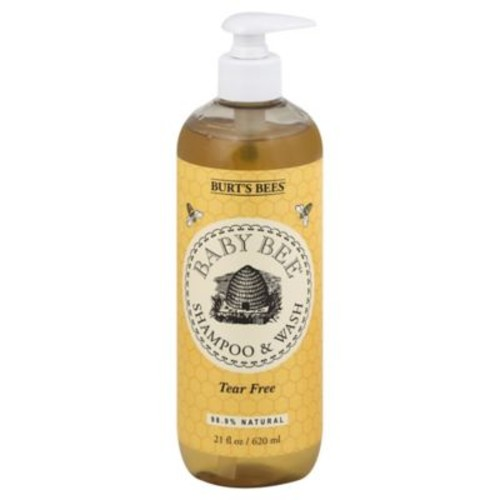 Burt's Bees Baby Bee 21 oz. Original Shampoo & Wash