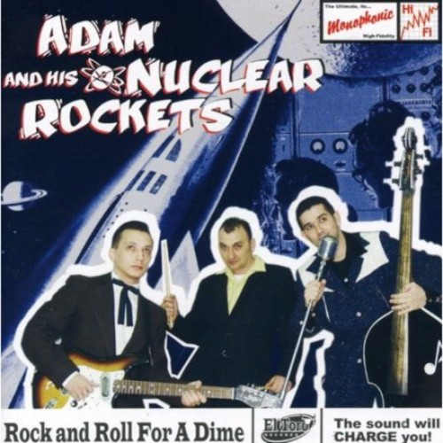 Rock and Roll for a Dime [CD]
