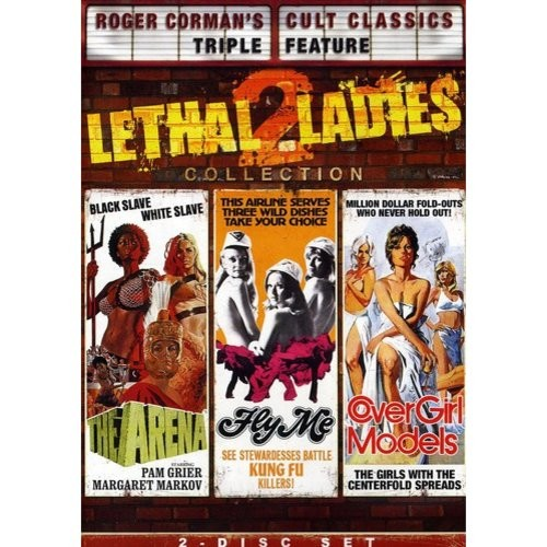 Roger Corman's Cult Classic's Lethal Ladies Collection 2