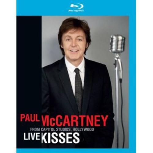 Live Kisses (Blu-ray)