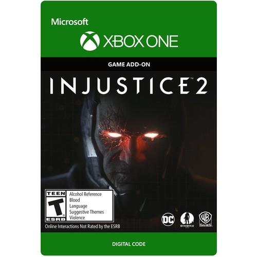 Injustice 2: Darkseid Character - Xbox One [Digital Code]