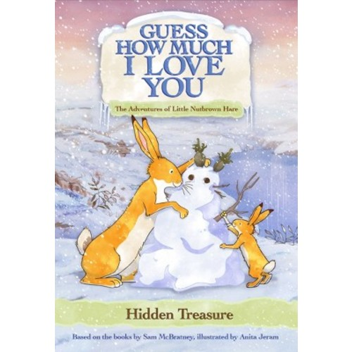 Guess How Much I Love You: Hidden Treasure (DVD)