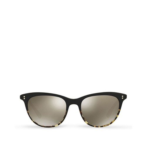 OLIVER PEOPLES Jardinette Mirrored Cat Eye Sunglasses, 52Mm