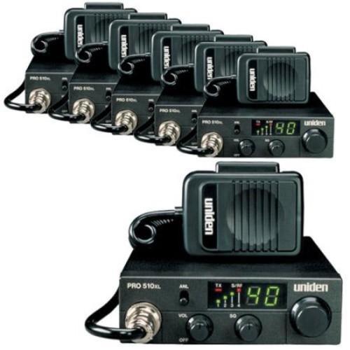Uniden PRO510XL 40 Channel CB Radio With External Speake