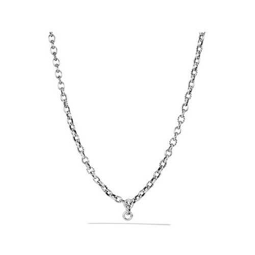 'Chain' Oval Link Chain Necklace