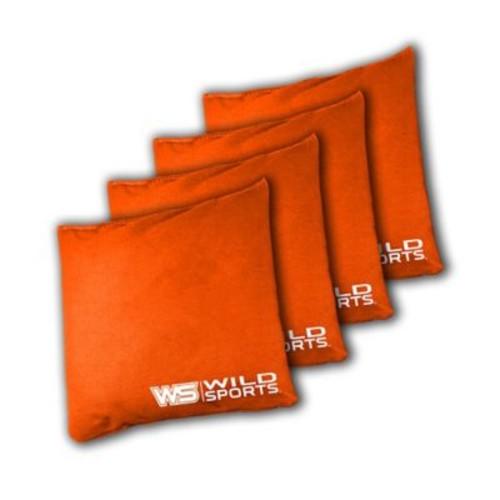 Tailgate Toss Bean Bag Game Set; Orange