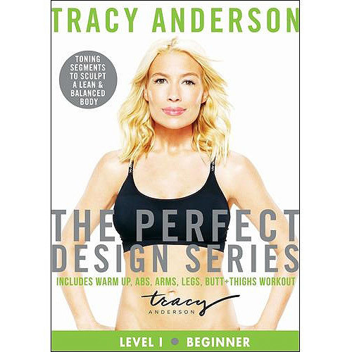Tracy Anderson: The Perfect Design Series - Level I Beginner [DVD] [2013]